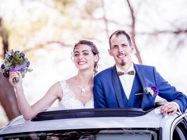 Le mariage de Tristan et Marine à Gignac, Hérault 161