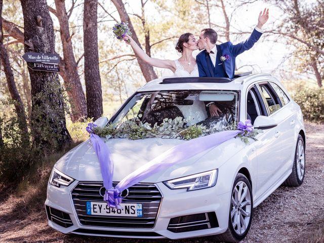 Le mariage de Tristan et Marine à Gignac, Hérault 164