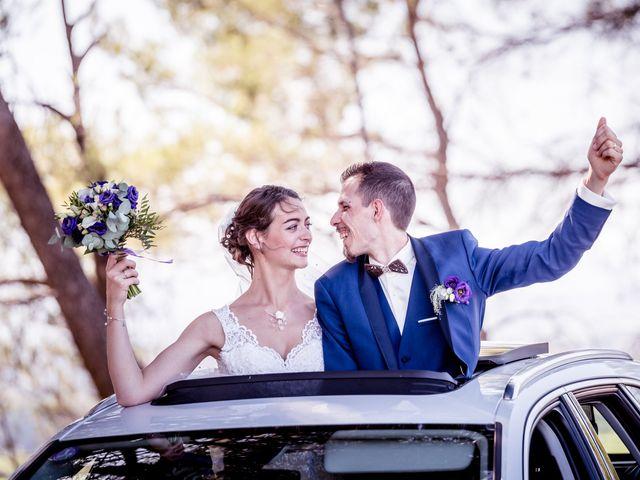 Le mariage de Tristan et Marine à Gignac, Hérault 165