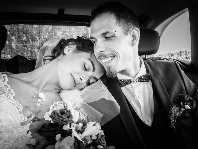 Le mariage de Tristan et Marine à Gignac, Hérault 170