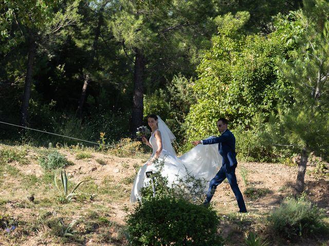 Le mariage de Tristan et Marine à Gignac, Hérault 182