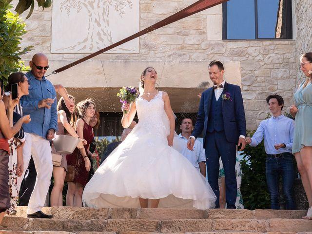 Le mariage de Tristan et Marine à Gignac, Hérault 188