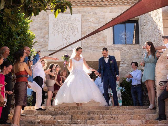 Le mariage de Tristan et Marine à Gignac, Hérault 191