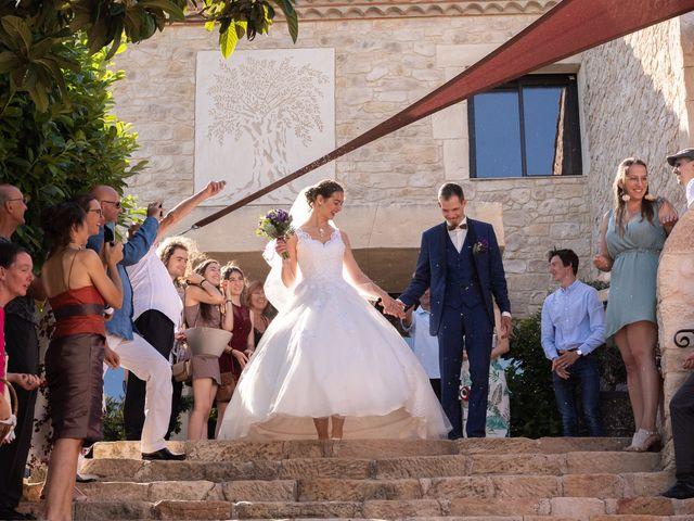 Le mariage de Tristan et Marine à Gignac, Hérault 192
