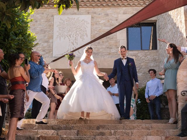 Le mariage de Tristan et Marine à Gignac, Hérault 193