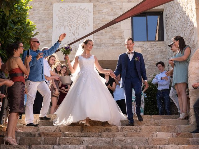 Le mariage de Tristan et Marine à Gignac, Hérault 194