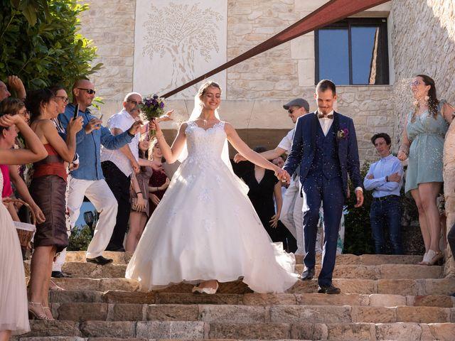 Le mariage de Tristan et Marine à Gignac, Hérault 195