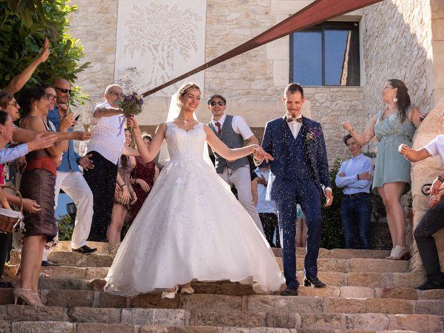 Le mariage de Tristan et Marine à Gignac, Hérault 197