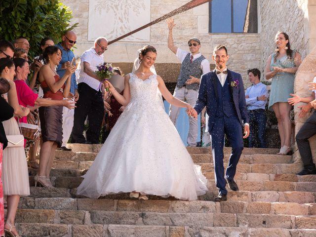 Le mariage de Tristan et Marine à Gignac, Hérault 198