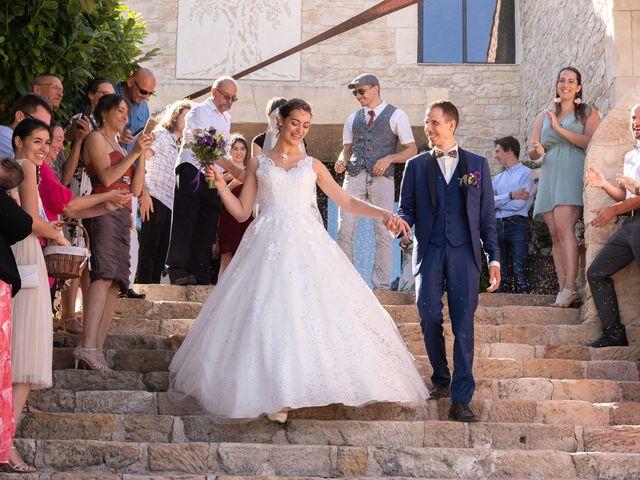 Le mariage de Tristan et Marine à Gignac, Hérault 199