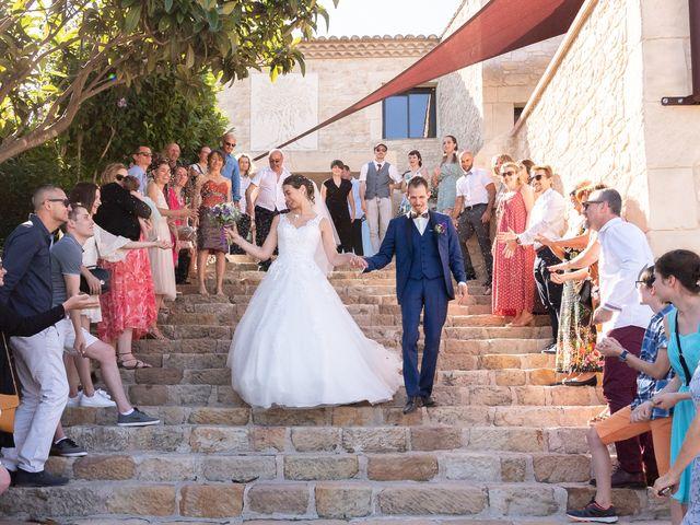 Le mariage de Tristan et Marine à Gignac, Hérault 201