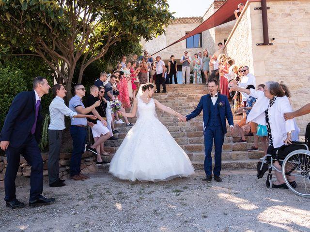 Le mariage de Tristan et Marine à Gignac, Hérault 203