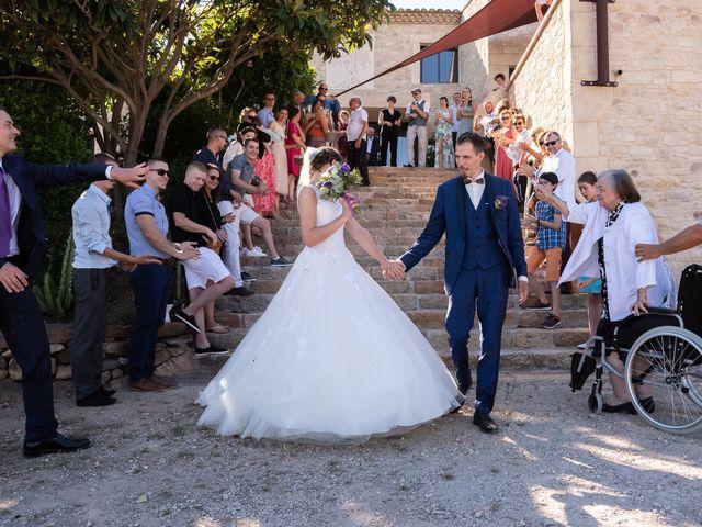 Le mariage de Tristan et Marine à Gignac, Hérault 204