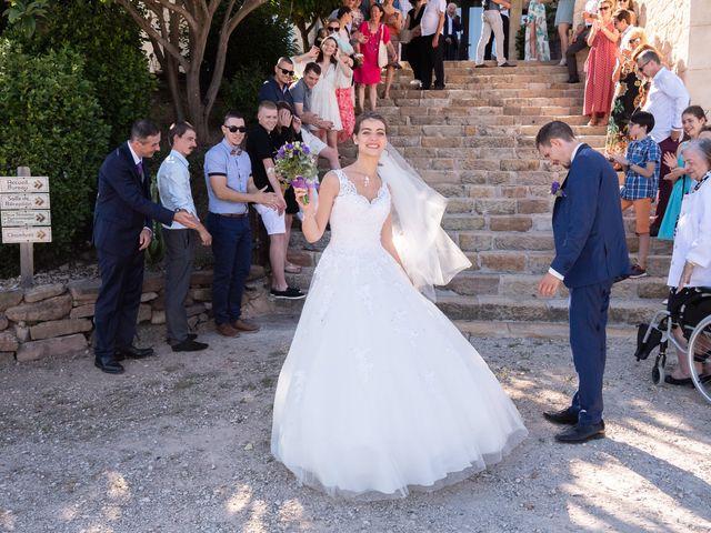 Le mariage de Tristan et Marine à Gignac, Hérault 206