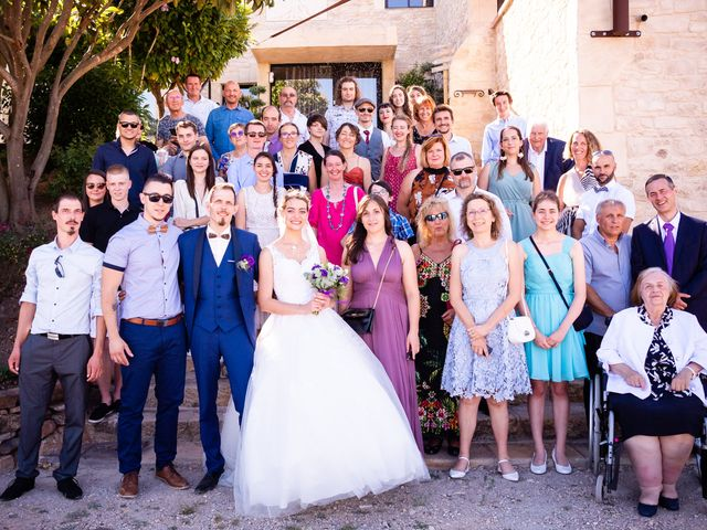 Le mariage de Tristan et Marine à Gignac, Hérault 210