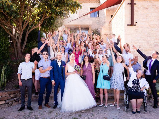 Le mariage de Tristan et Marine à Gignac, Hérault 212