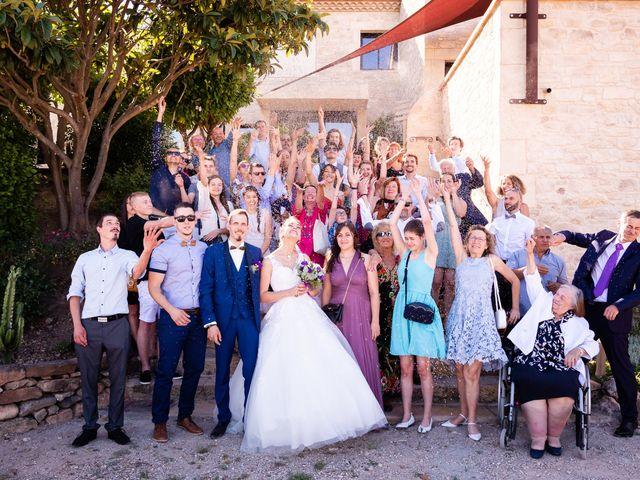 Le mariage de Tristan et Marine à Gignac, Hérault 213