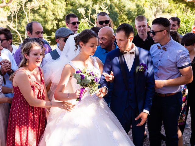 Le mariage de Tristan et Marine à Gignac, Hérault 220