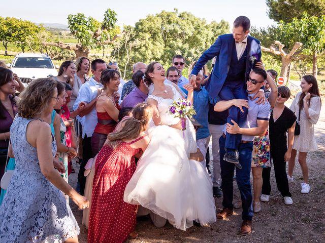 Le mariage de Tristan et Marine à Gignac, Hérault 222