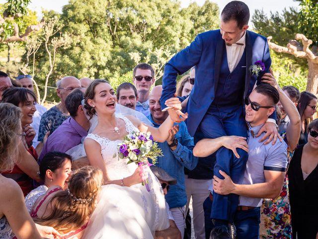 Le mariage de Tristan et Marine à Gignac, Hérault 223