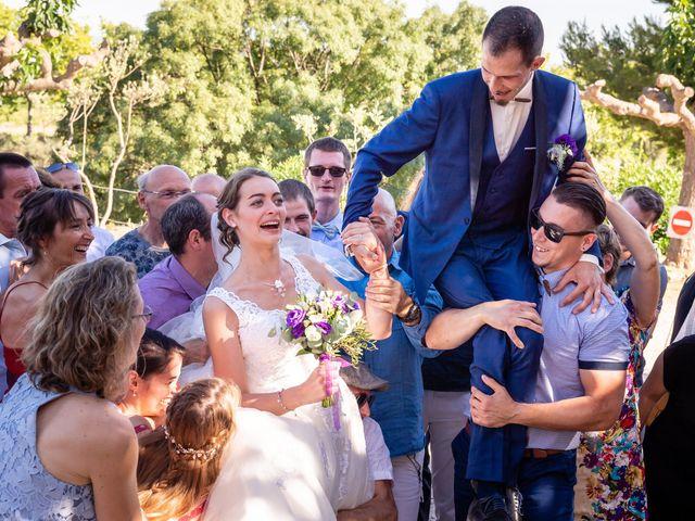 Le mariage de Tristan et Marine à Gignac, Hérault 224