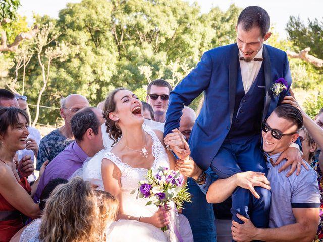 Le mariage de Tristan et Marine à Gignac, Hérault 225