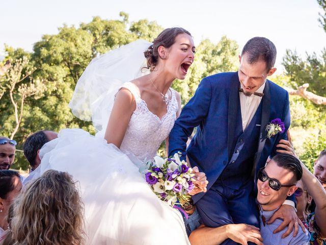 Le mariage de Tristan et Marine à Gignac, Hérault 226