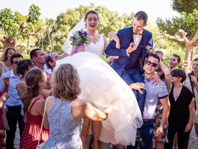 Le mariage de Tristan et Marine à Gignac, Hérault 227