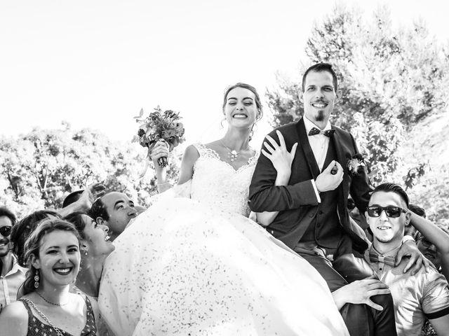 Le mariage de Tristan et Marine à Gignac, Hérault 228