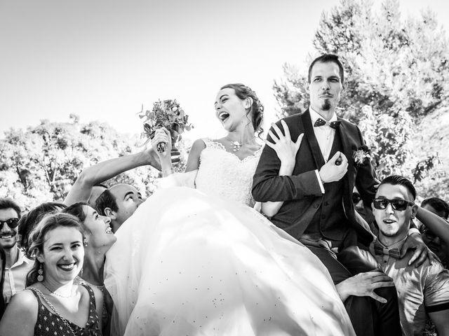 Le mariage de Tristan et Marine à Gignac, Hérault 229