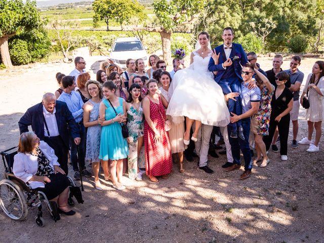 Le mariage de Tristan et Marine à Gignac, Hérault 230