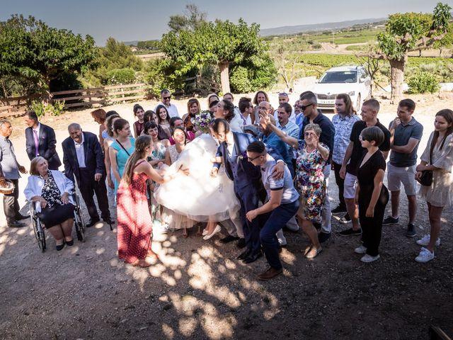 Le mariage de Tristan et Marine à Gignac, Hérault 233