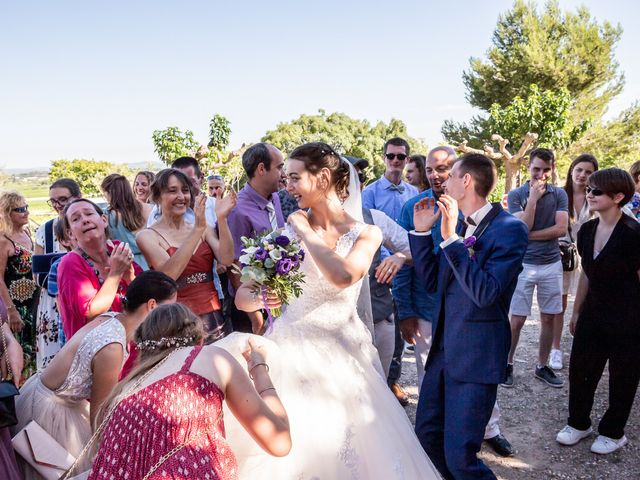 Le mariage de Tristan et Marine à Gignac, Hérault 234