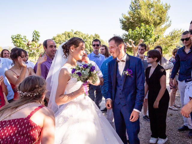 Le mariage de Tristan et Marine à Gignac, Hérault 235