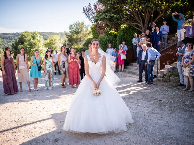 Le mariage de Tristan et Marine à Gignac, Hérault 237