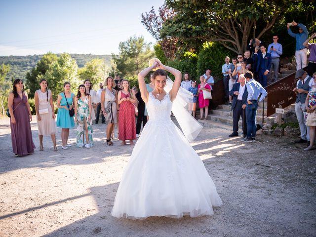 Le mariage de Tristan et Marine à Gignac, Hérault 238