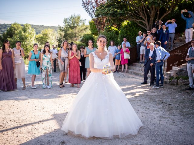 Le mariage de Tristan et Marine à Gignac, Hérault 239