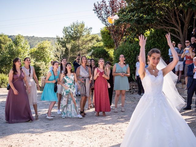 Le mariage de Tristan et Marine à Gignac, Hérault 241