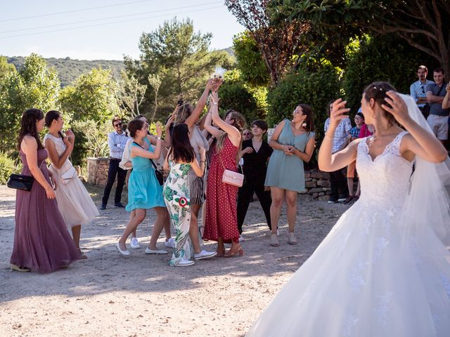Le mariage de Tristan et Marine à Gignac, Hérault 245