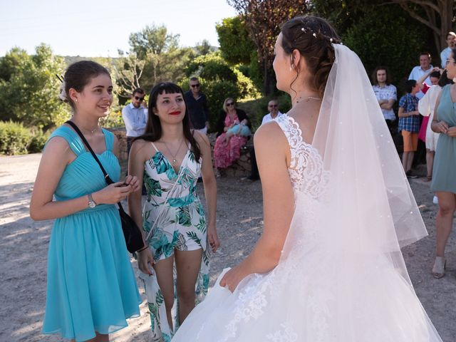 Le mariage de Tristan et Marine à Gignac, Hérault 255