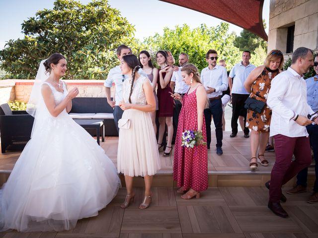 Le mariage de Tristan et Marine à Gignac, Hérault 261