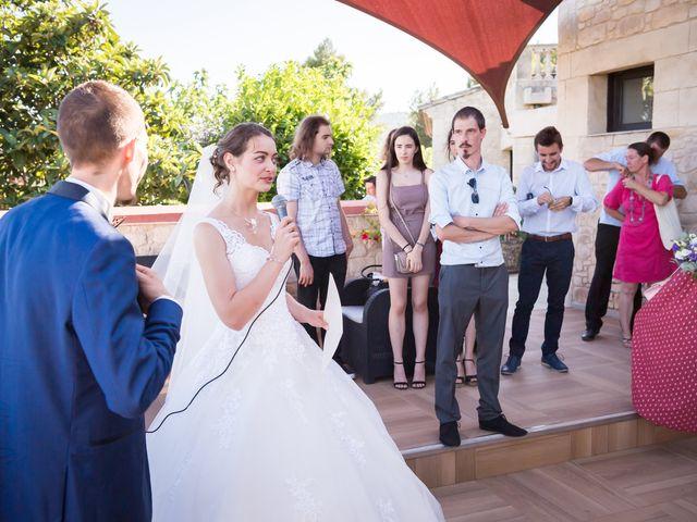 Le mariage de Tristan et Marine à Gignac, Hérault 262