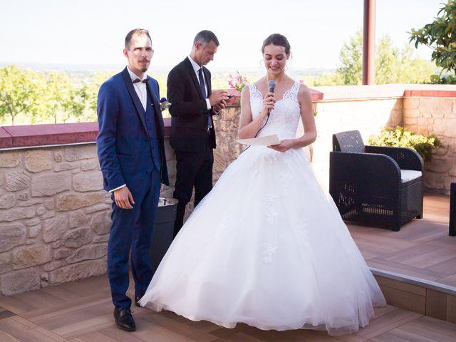 Le mariage de Tristan et Marine à Gignac, Hérault 263