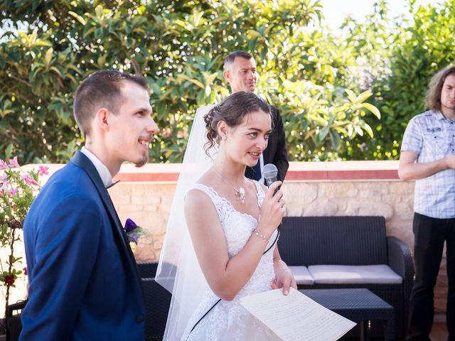 Le mariage de Tristan et Marine à Gignac, Hérault 267