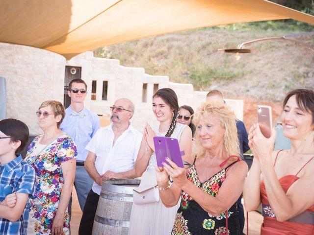 Le mariage de Tristan et Marine à Gignac, Hérault 268