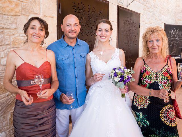 Le mariage de Tristan et Marine à Gignac, Hérault 326