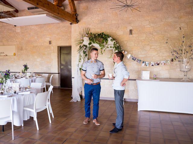 Le mariage de Tristan et Marine à Gignac, Hérault 332