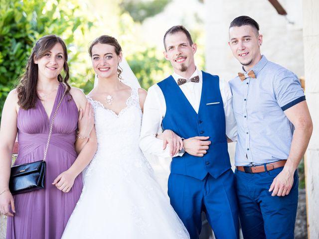 Le mariage de Tristan et Marine à Gignac, Hérault 337