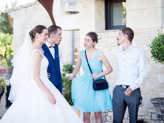 Le mariage de Tristan et Marine à Gignac, Hérault 339