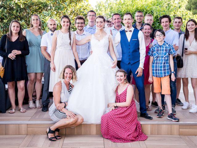 Le mariage de Tristan et Marine à Gignac, Hérault 341